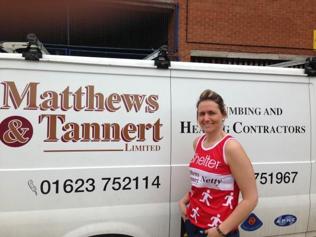 Annette Smith running for Shelter